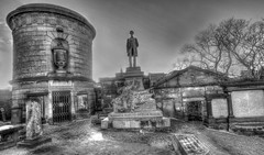President Lincoln Memorial in Scotland (charlieinlesmahagow) Tags: uk winter cemetry blackandwhite abstract colour church cemetery graveyard statue night photography evening scotland photo interesting memorial edinburgh icons different rooftops edinburghcastle artistic photos pics colorfull unique churches scottish photographic best presidential historic nighttime lincoln royalmile historical colourful catherdral iconic questions hdr meaning stgiles overview calton photogenic westlothian ecosse presidentlincoln theroyalmile citiscapes 2015 capitalcity historicalmonuments historicmonuments capitolcity courful touristdestination mostunique oldedinburgh swcotland capitalofscotland iconicviews iconicplaces charlieinlesmahagow charliefaescotland bestcomposed