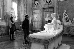 IMG_7582 (MariaCafagna) Tags: italy rome roma art al italia arte villa bonaparte museo antonio italie galleria canova borghese domenica paolina mibac