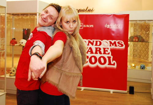International Condom Day 2015: Lithuania