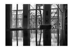 _SDI2289 (johnny...collewijn) Tags: bw reflection amsterdam 2015 wintermood keizersgrachtcanal dp2q
