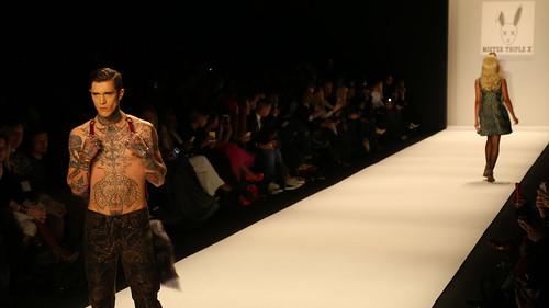 Art Hearts Fashion @ NYC Mercedes Benz Fashion Week