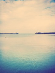 Encounters #sea #encounters #water #harbour #seafront #translucid #colour #pale #blue #immense #thoughts #immerse #beautiful (mariasforzesca) Tags: blue sea colour water beautiful harbour pale thoughts seafront immense translucid encounters immerse