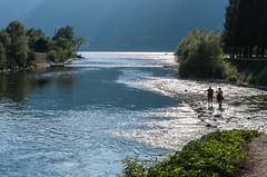 _IGP3207.jpg (P0Lymar) Tags: fiume acqua onde pescatori foce bluacqua