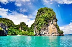 Hong (fox19044) Tags: sea sky thailand island nikon asia south hong mount krabi nikond90