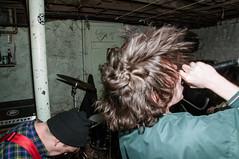 Throat Culture (adamfliks) Tags: show new york music ny concert buffalo nikon punk university basement band culture hardcore 28 ub rit throat rochesterinstituteoftechnology d800 2470mm ubuff