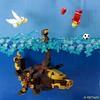 Swim Jeffrey ! (Pistash) Tags: lego submarine dop steampunk moc pistash