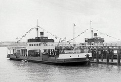 MV Scotscraig (Dundee City Archives) Tags: old ferry marine crossing photos dundee vessel tay newport launch 1951 fifies scotscraig craigpier olddundeephotos mvscotscraig