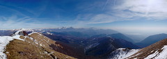 Panorama from mount Palanzone (flubatti) Tags: