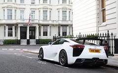 Nurburgring. (Alex Penfold) Tags: white london cars alex car super autos edition supercar lfa v10 lexus supercars penfold nurburgring 2016 nbr v10nbr
