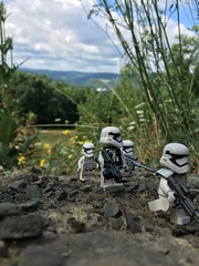 Leave no system untouched, we will restore order to them all. (kevinmboots77) Tags: lego legography starwars firstorderstormtroopers stormtroopers firstorder outdoors toy
