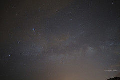 Milky Way  (Alpha 2008) Tags: ocean sky night stars island hawaii us pacific oahu sony   alpha    milkyway