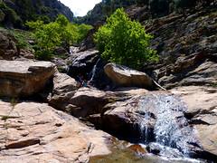 Dipotama in a rather dry May (angeloska) Tags: ikaria may hikingtrails opsikarias aegean greece signage      chalares upperchalares dipotama ratsos   swimmingholes waterfall
