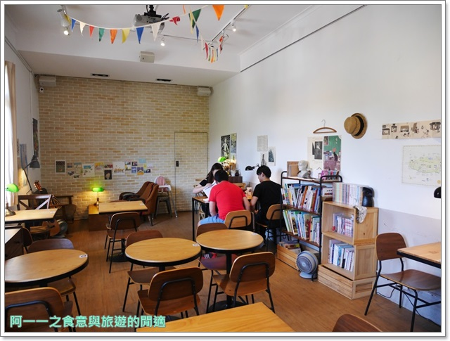 捷運三重國小站美食.咖啡館.木童繪本咖啡.下午茶.不限時.免費wifi.插座image012