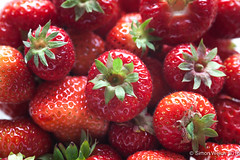 Strawberries (Simon Welch 1973) Tags: red summer fruit 522016 project522016