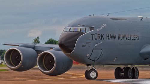 Turkish Air Force KC135R