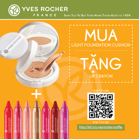 Ưu Đãi Cho Light Foundation Cushion