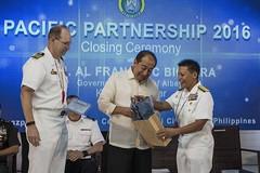 160710-N-CV785-130 (U.S. Pacific Fleet) Tags: philippines usnavy phl legazpi albay usnsmercy pacificpartnership pp16 hospitalshipusnsmercy pacificpartnership2016
