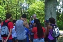DSC_0181 (CAFNR) Tags: lifesciencesquest prairieforkconservationarea students hankstelzer forestry