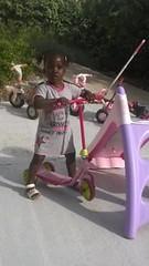Aicha, Mauritanie (LaChainedelEspoir) Tags: ong association mauritanie enfance