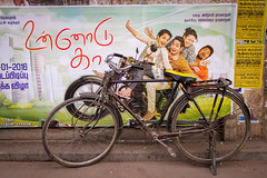 Madurai | Tamil Nadu (chamorojas) Tags: 60d chamorojas albertorojas bicycle bike cycle india madurai tamil tamilnadu