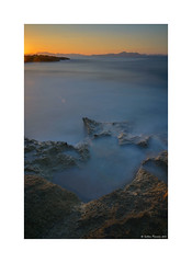 Peaceful (g.femenias) Tags: sestanyol mallorca longexposure ndfilter landscape seascape sunset sea rocks coast