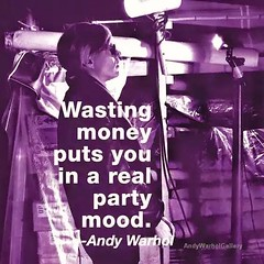 Pop Art Quote by Andy Warhol (lalek72.popart) Tags: popart quote andywarhol popartculture popartworld