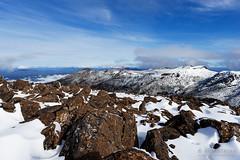 20160807-43-Mt Field West (Roger T Wong) Tags: australia mtfield mtfieldnationalpark mtfieldwest np nationalpark sel1635z sony1635 sonya7ii sonyalpha7ii sonyfe1635mmf4zaosscarlzeissvariotessart sonyilce7m2 tasmania bushwalk hike outdoors snow tramp trek walk winter