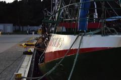 Boat detail (navarrodave80) Tags: fishinboat detail lightmark ustka harbour harbor dusk nikon d3300 davechmiel chmiel