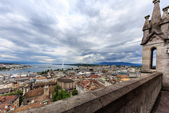 View from the catedrala st pierre geneva (Tschgge) Tags: genf 11124 6d