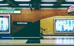 #subte #metro #tube #subway (pablovelasquez) Tags: subway metro subte tube