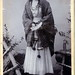 Franciska in Gypsy fortune teller costume