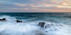 Cala Reona (Carlos J. Teruel) Tags: nikon mediterraneo murcia nubes marinas xaviersam carlosjteruel d800e