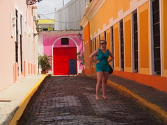 Sidestreet in San Juan.
