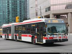 Toronto Transit Commission #9106 (vb5215's Transportation Gallery) Tags: toronto bus nova ttc transit commission artic lfs 2014