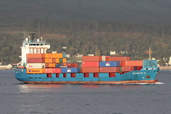 Katharina B (corax71) Tags: clyde boat marine ship vessel maritime shipping firth firthofclyde