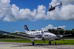 PR-SBM - BeechCraft King Air C90GTI (Guilherme Kozien Roczon) Tags: king air beech c90 sden prsbm