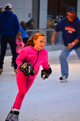 Plotting her next loop (radargeek) Tags: city oklahoma downtown iceskating skating myriad okc ok myriadgardens devonicerink