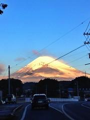 富士山を見たい!遠くから・・・の画像1