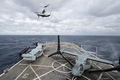 150105-N-XG464-038 (CNE CNA C6F) Tags: europe navy naval forces mediterraneansea amphibiousreadygroup amphibioustransportdockship 24thmarineexpeditionaryunitmeu ussnewyorklpd21 c6f phibron8 navalforcesafrica masscommunicationspecialist3rdclassjonathanbtrejo usnavyeurope usnavyafrica