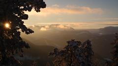 Hohe Wand - Sunset