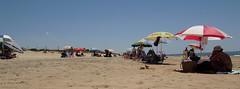 sombrillas (fernandoortega933) Tags: beach landscape spain playa punta umbria