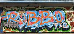 Robbo WRH PFB Tribute (cocabeenslinky) Tags: uk england urban streetart art canon graffiti photo brighton artist power shot photos hove united kingdom august powershot tribute graff artiste robbo pfb 2014 wrh g15 bn1 ©cocabeenslinky