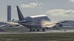 Boeing 747-400 DreamLifter (Hawg Wild Photography) Tags: nikon boeing vr 747400 70200mm d810 dreamlifter terrygreen kpaepainefieldairport