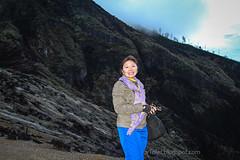 Ijen Crater Lucy1-8962rw (Luciana Adriyanto) Tags: travel indonesia landscape eastjava ijencrater kawahijen banyuwangi bondowoso v1olet lucianaadriyanto mtraung mtmeranti