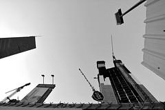 AlRajhi Tower, Peculiarly Beautiful II. Jan-16-15 (Bader Alotaby) Tags: road sunset building tower art skyline architecture skyscraper photography nikon king bank tokina riyadh fahad ksa higjway 1116mm alrajhi