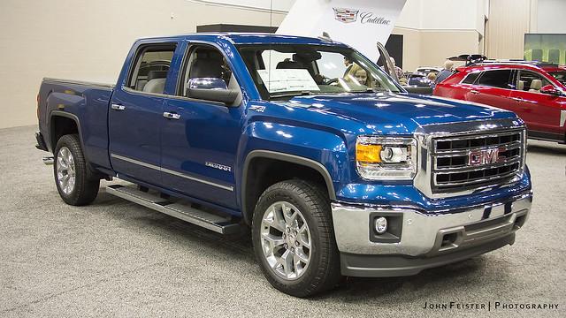 blue sierra 1500 gmc crewcab