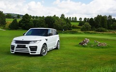 2014 Mansory Range Rover Sport 1280x800 (carsbackground) Tags: sport rover range 2014 mansory 1280x800