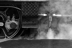 Talyllyn Railway - Feb 2015 (Mike Hillman Photography) Tags: uk railroad red heritage wales train britain transport railway historic steam welsh railways steamtrain rheilffordd dolgoch dolgochfalls railwaylocomotive talyllynrailway rheilfforddtalyllyn talyllyn150