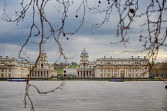 Greenwich View (Zach Williams (struggling to keep up - sorry!)) Tags: london gardens thames museum river island greenwich trinity maritime laban