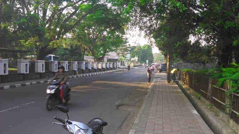 Jalan Merdeka Bogor